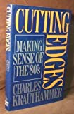 Book cover from Cutting edges: Making sense of the eighties by Charles Krauthammer