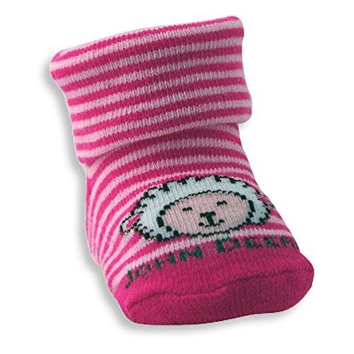 Lamb Booties - John Deere Infant Sheep Lamb Bootie Socks Newborn