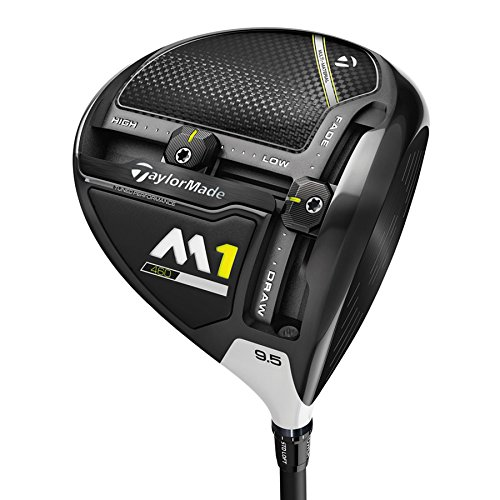 TaylorMade Driver-M1 2017-440 MRC 10.5 S Golf Driver, Right Hand