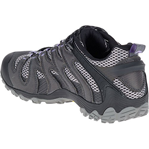 Chameleon Ladies Hiking Light Charcoal 7 Shoes Slam Breathable Womens Merrell P7wUx