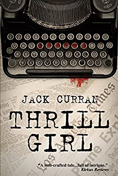 Thrill Girl by [Curran, Jack]