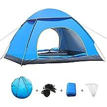 battop tienda de campaña Pop Up Tent Mochila Impermeable al aire última intervensión 3temporada para viaje, Pesca y senderismo