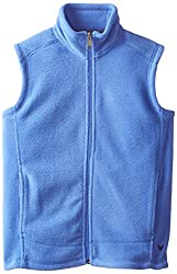 White Sierra Youth Mountain Vest, Crushed Grape, X-Large