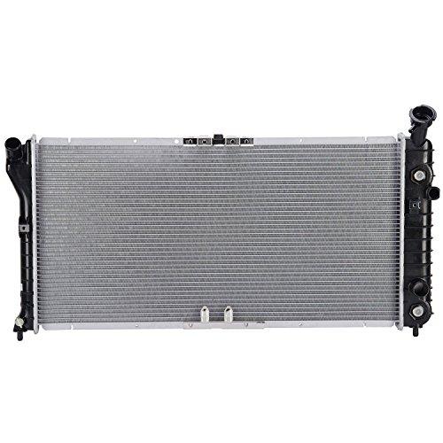 (Klimoto Brand New Radiator fits Buick Regal Century 1997-1999 Pontiac Grand Prix 1997-2003 3.1L 3.4L 3.8L V6 GM3010102 52485608 52401486 52472846 CU1889 RAD1889 DPI1889 Q1889 1889)