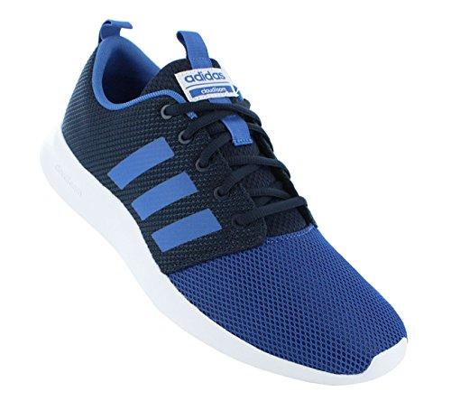 Scarpe Da Ginnastica Adidas Da Uomo Veloci Cloudfoam Racer Blue Running Gym Bb9941