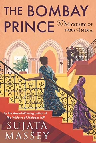 Book Cover: The Bombay Prince