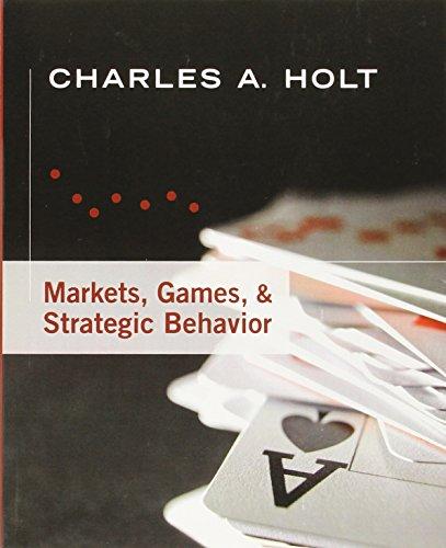 Markets,Games,+Strategic Behavior