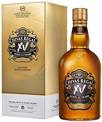 Chivas Brothers Ltd Chivas Regal Xv 15 Years Old Blended Scotch Whisky 40% Vol. 0,7L In Giftbox - 700 ml
