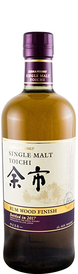 Nikka Whisky Years Oldichi Non Age 46º - 700 ml: Amazon.es: Alimentación y bebidas