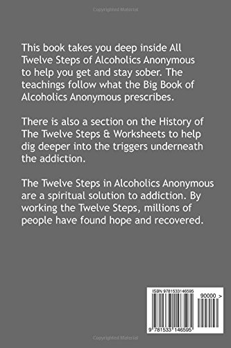 All 12 Steps of The 12 Steps of Alcoholics Anonymous:Guide ...