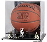 NBA Golden Classic Basketball Logo Display Case