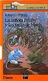La Senora Frisby y las Ratas de NIMH, Robert C. O'Brien, 8434816016