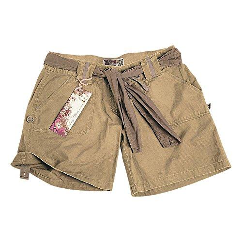 Damen Army Shorts khaki