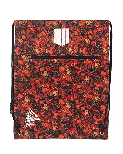 Call of Duty Official Black Ops 4 Drawstring Bag