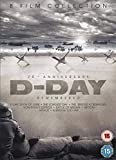 d day remembered - D-Day Remembered - 8-Film Collection [DVD] [2014]