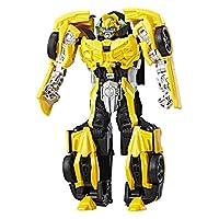 Hasbro Transformers C1319ES0 - Movie 5 Knight Armor Turbo Changer Bumblebee, Actionfigur