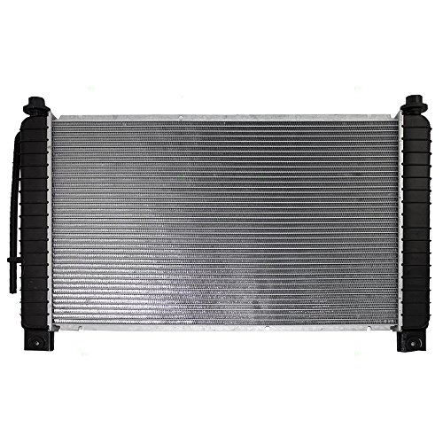 Radiator Assembly Replacement for Chevrolet Cadillac GMC Pickup Truck SUV 15193110 (Replacement Cadillac Escalade Radiator)