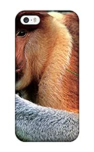 7306324K56961004 Premium Case With Scratch-resistant/ Monkey Case Cover For Iphone 5/5s