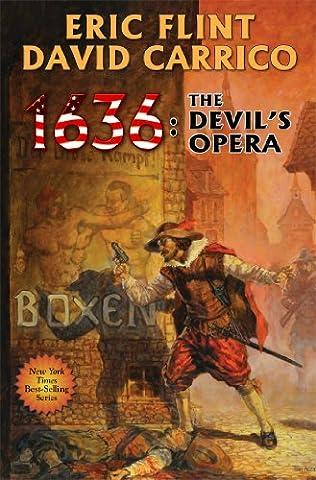 book cover of 1636: The Devil\'s Opera