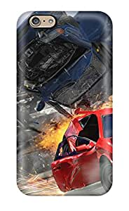 New Diy Design Burnout 3: Takedown For Iphone 6 Cases Comfortable For Lovers And Friends For Christmas Gifts