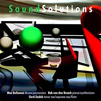 Sound Solutions by Max Bolleman & Rob van den Broeck