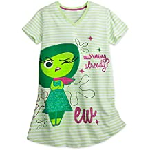 Disney Inside Out Nightshirt for Adults - Disgust