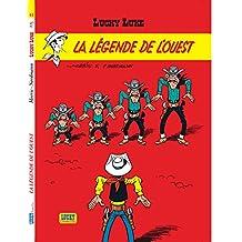 Lucky Luke - Lucky Comics 41 - La légende de l'ouest