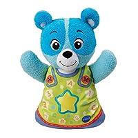 VTech calmante canciones oso, azul