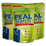 Peal Starch Ultra Concentrated Starch 7.05oz Zip Lock Pouch