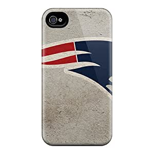 New Fashionable SuperCurry WGMLWCQ-6270 Cover Case Specially Made For Iphone 4/4s(new England Patriots)