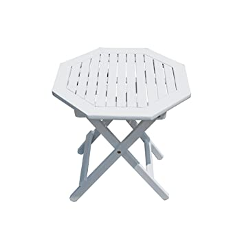 Table de jardin Glendale Jardin Table pliante table de balcon table ...