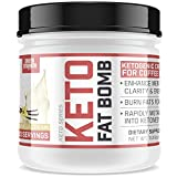 Keto Coffee Creamer with MCT Oil Powder & L Theanine | Healthy Fats Formula Supports Rapid Weight Loss & All-Day Energy | Ketogenic & Paleo Diet Friendly (11.29oz) from Sheer Strength Labs