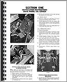 Davis 101 Loader Attachment Operators Manual