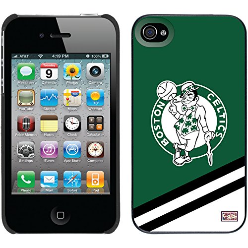 Coveroo Thinshield Snap-On Cell Phone Case for iPhone 4/4S - Boston Celtics Hardwood