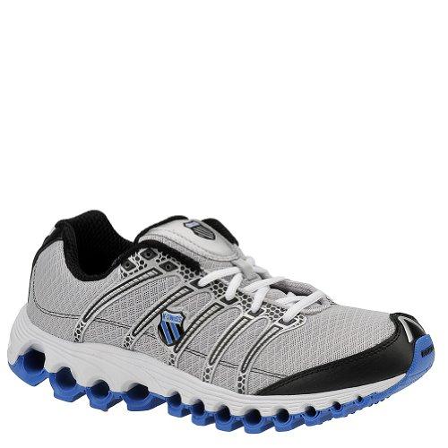 K-Swiss Men's Tubes Run 100 A Running Shoes,Gray,8.5 M
