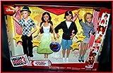 : High School Musical 3 Seniors Rule! 4 Doll Set - Sharpay, Troy, Gabriella & Ryan