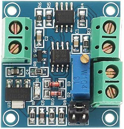 PassBeauty Voltage to PWM Converter Module 0-5V 0-10V to 0-100/%