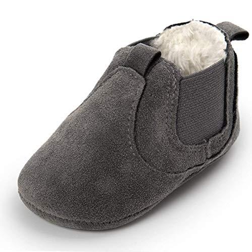 Bambina 베이비 슈즈 아기 신발 소년 소녀-겨울 보 온도 사이드 고 어 패스트 슈즈 룸 슈즈 드레스 신발 출산 축 하 선물 용품을 갖춘 / Bambina Baby Shoes Baby Shoes Boys` Girl`s FallWinter Thermal Lyo Momoko Side Gore First Shoes Room Sho...