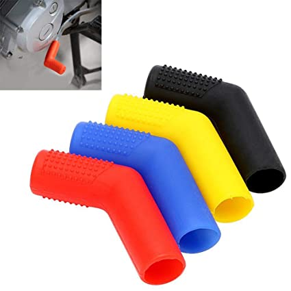 Motorcycle Gear Shifter Rubber Shoes Boots Cycling Riding Sock Cover Protector