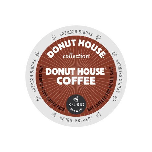 Green Mountain Donut House Coffee Light Roast KCups 24ct