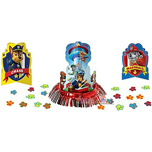 Paw Patrol Table Decorating 23pc product image
