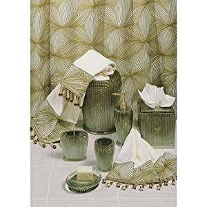 Sherry Kline Loiza Green 6-piece Bath Collection