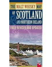 Malt Whisky Map of Scotland (folded): McEwan, James