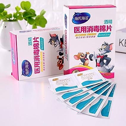 Muebles Necesidades diarias WWYXHQC Una vez alcohol algodón esterilización chip celular vajilla Kungkuan herida primeros auxilios