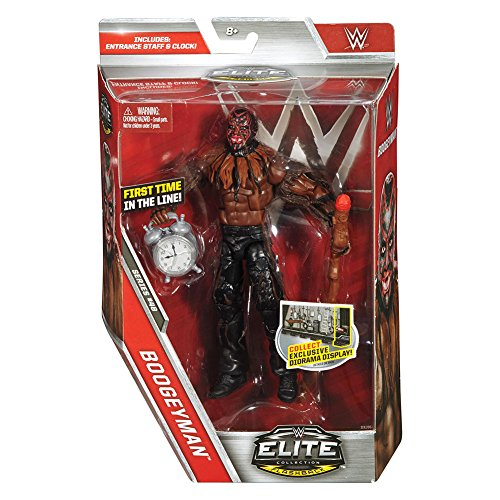 WWE Elite Collection Boogeyman Action Figure (All Wwe Action Figures)