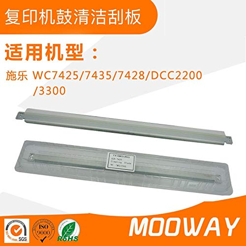 (Printer Parts Compatible Blade for Xerox DCC7425 Copier Drum Cleaning Blade C2250 C2255 2200)