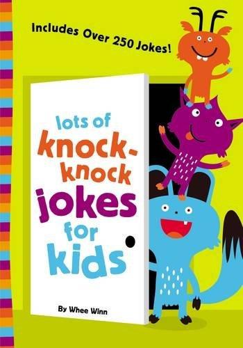 Lots of Knock-Knock Jokes for Kids by Winn Whee (2016-02-02) Paperback