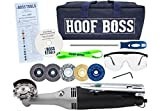 Complete Sheep Hoof Care/ Trimmer Set 110v US