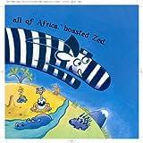 Zed the Zebra, An Vrombaut, 0340795603
