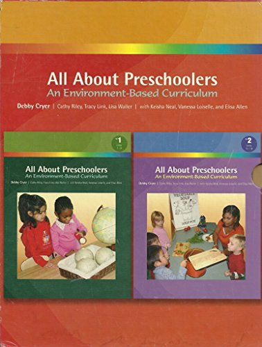 All About Preschoolers - An Environment-Based Curriculum